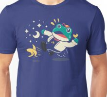 Slipping Toad Unisex T-Shirt