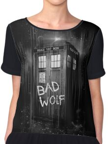 Bad Wolf Chiffon Top