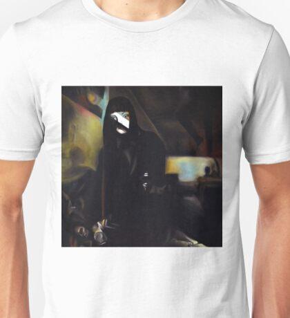Left standing, 2013, 100-100cm, oil on canvas Unisex T-Shirt