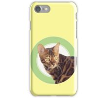 Boris the cat - Boris le chat iPhone Case/Skin