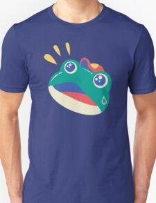 Slipping Toad head Unisex T-Shirt