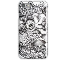 A Medley of Mushrooms iPhone Case/Skin