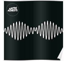 Arctic Monkeys AM  Poster