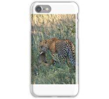 Leopard Kill iPhone Case/Skin