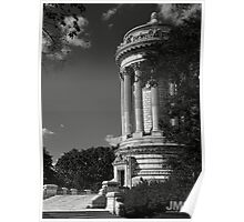 The Soldiers' & Sailors' Monument Poster