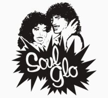 SOUL GLO GEL COMING TO AMERICA EDDIE MURPHY Kids Tee