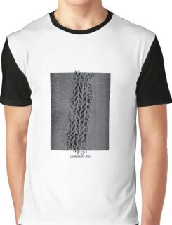 London by Bus Graphic T-Shirt