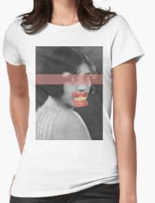 Small talk pt.2 Womens Fitted T-Shirt
