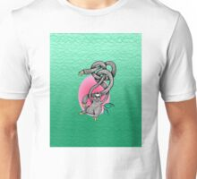 Wiggly Armed Jungle Sloth  Unisex T-Shirt