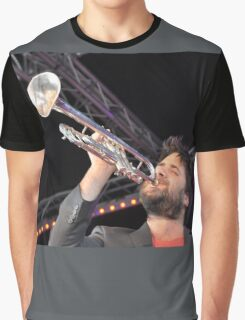 Harry James Angus Band @ Darling Harbour 2012 Graphic T-Shirt