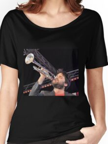 Harry James Angus Band @ Darling Harbour 2012 Women's Relaxed Fit T-Shirt