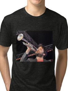 Harry James Angus Band @ Darling Harbour 2012 Tri-blend T-Shirt