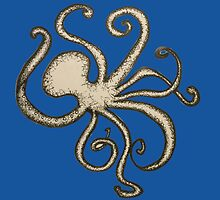 Dancing Octopus by Nicoletta37