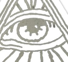 Eye of Providence Sticker