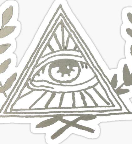 Eye of Providence Sticker