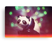 THE CHINA PANDA Canvas Print