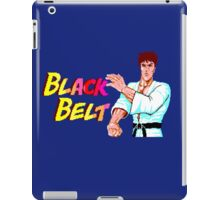 BLACK BELT - SEGA MASTER SYSTEM iPad Case/Skin