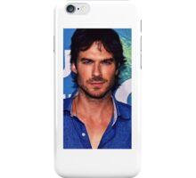 the vampire diaries Ian somerhalder  iPhone Case/Skin
