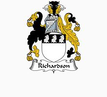 Richardson Coat of Arms / Richardson Family Crest Unisex T-Shirt