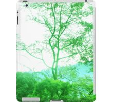Green Forest  iPad Case/Skin