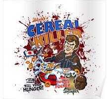 Dexter's Cereal Killer! Poster