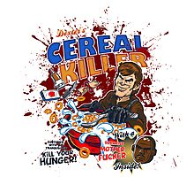 Dexter's Cereal Killer! Photographic Print