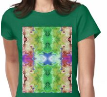 Dreaming of Rainbows Womens Fitted T-Shirt