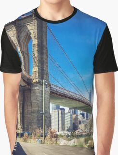 Brooklyn Bridge  Graphic T-Shirt