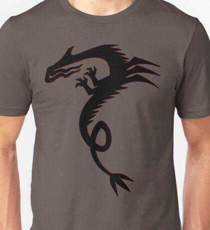 Ninja Dragon Unisex T-Shirt