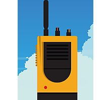 Firewatch- Walkie Talkie Photographic Print