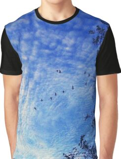 Birds are nature Graphic T-Shirt