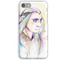 Elf Warrior iPhone Case/Skin