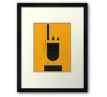 Firewatch-Walki Talki Framed Print