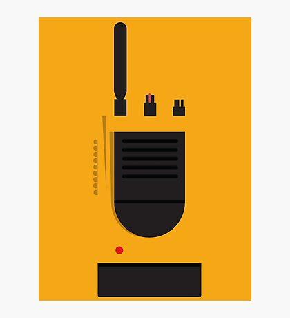 Firewatch-Walki Talki Photographic Print