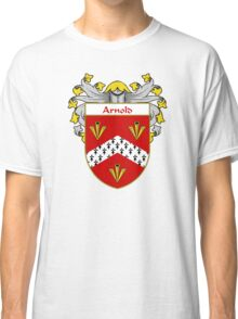 Arnold Coat of Arms/Family Crest Classic T-Shirt