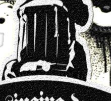 city drumer Sticker