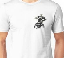 city drumer Unisex T-Shirt