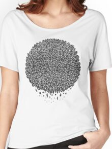 Black Sphere Women's Relaxed Fit T-Shirt