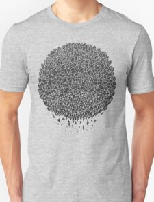 Black Sphere Unisex T-Shirt