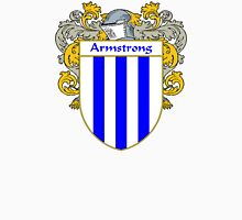 Armstrong Coat of Arms/Family Crest Unisex T-Shirt