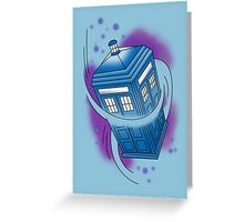 where do you want to go? Greeting Card