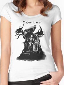 Majestic Thranduil Women's Fitted Scoop T-Shirt