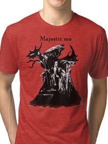 Majestic Thranduil Tri-blend T-Shirt