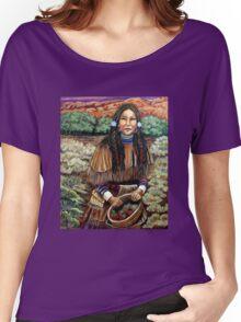Shaman's Daughter, Margaret  Women's Relaxed Fit T-Shirt