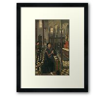 The first Duke of the Infantry Framed Print