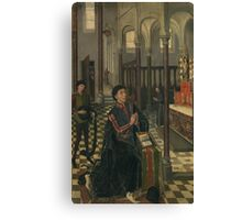 The first Duke of the Infantry Canvas Print