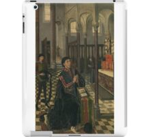 The first Duke of the Infantry iPad Case/Skin