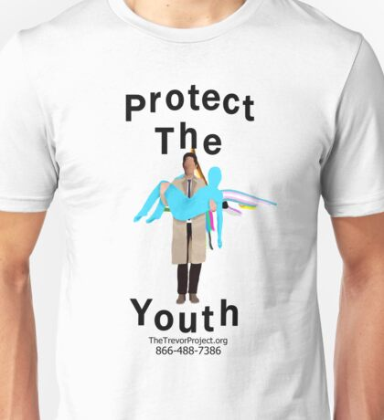 Protect The Youth: Castiel Unisex T-Shirt