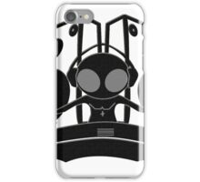 black DJ iPhone Case/Skin