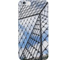 Indoors Outdoors Sky Geometry - Fabulous Modern Architecture in London, UK iPhone Case/Skin